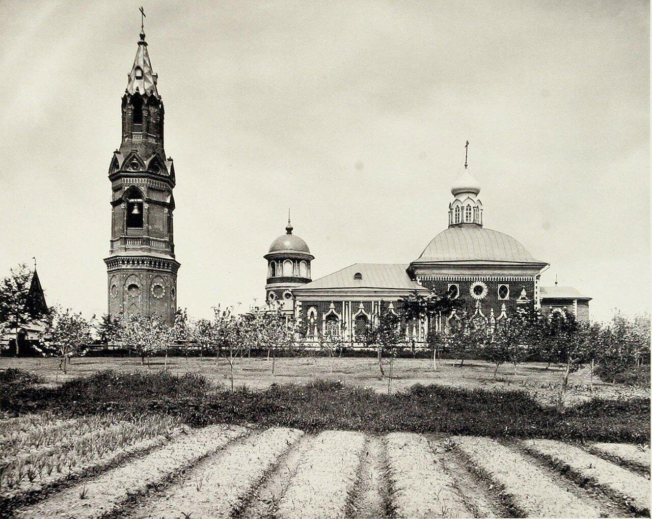 303. Единоверческая церковь на Преображенском кладбище