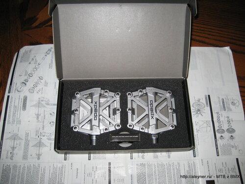 Педали xPedo MX3R-2