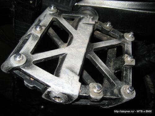Педали xPedo MX3R-15