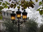 Три теплых светоча