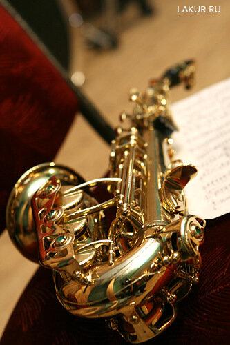 оркестр саксофон фестиваль