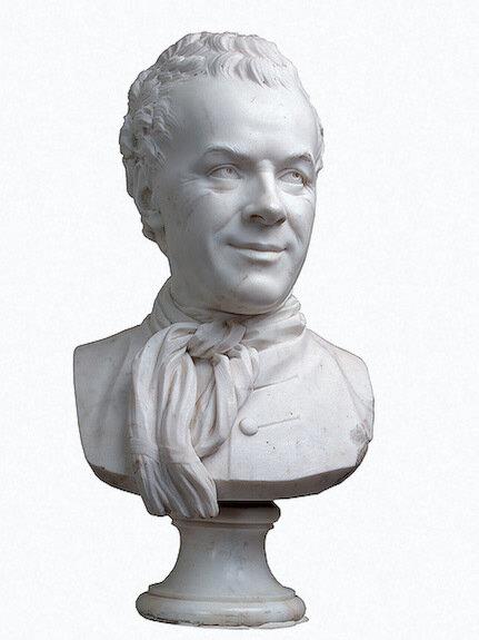 Колло. Портрет Фальконе