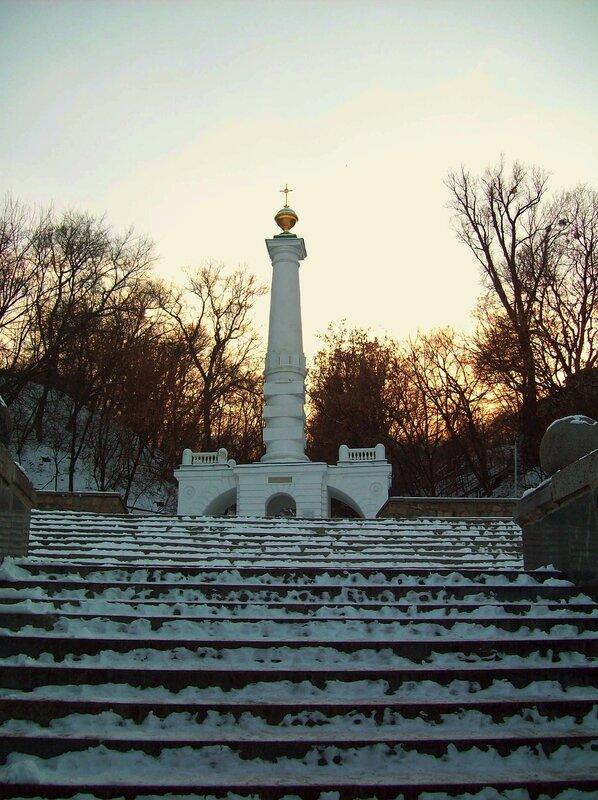 Нижний памятник крещения Руси