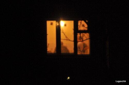 Окно напротив