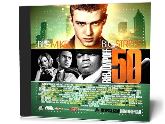 Big Mike & Big Stress - R&B Jumpoff 50 (2009)