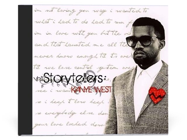Kanye West - Live from VH1 Storytellers (2009)