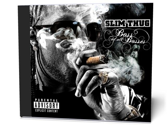 Slim Thug - Boss of All Bosses (2009)