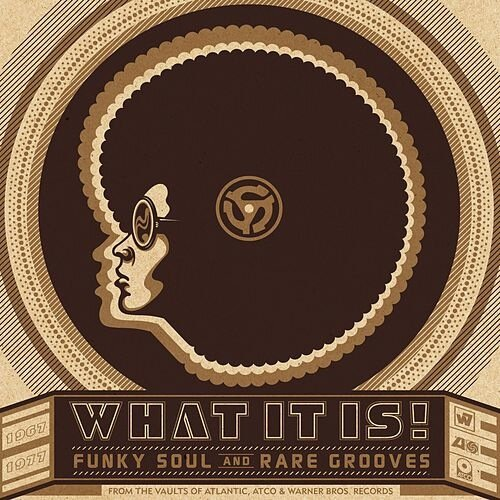 V.A. - What It Is!Funky Soul and Rare Grooves (196 ...