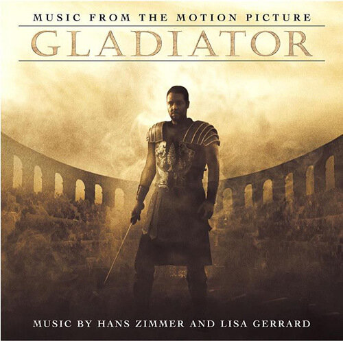 OST Gladiator / ��������� 2CD (2001)