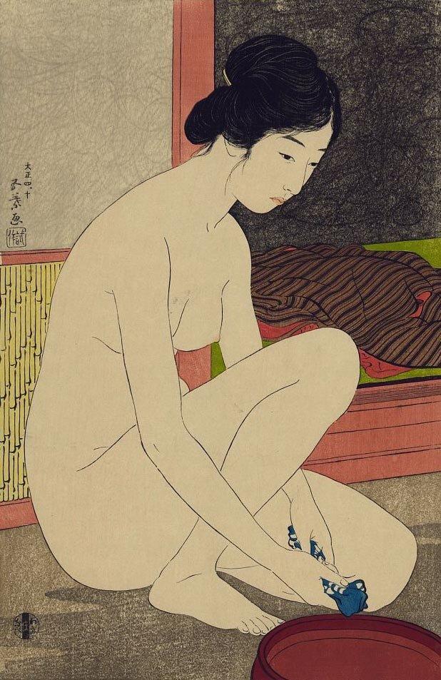 Pale Flower, Goyō Hashiguchi80.jpg