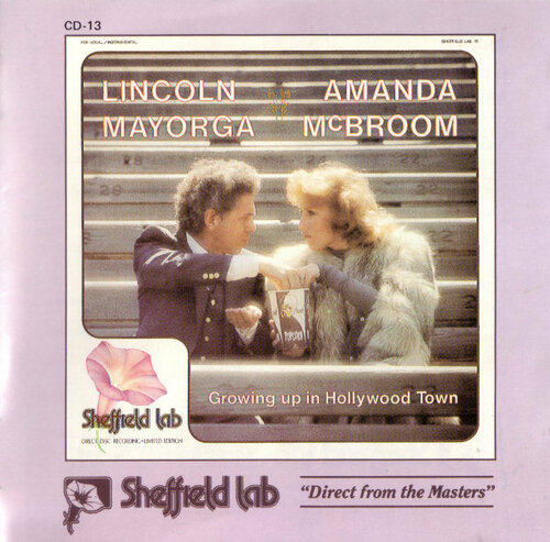 Amanda McBroom and Lincoln Mayorga - Growing Up In Hollywood Town (1980) FLAC