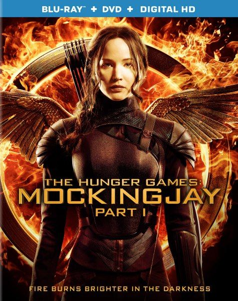 �������� ����: �����-������������. ����� I / The Hunger Games: Mockingjay - Part 1 (2014) BD-Remux + BDRip 1080p/720p + HDRip