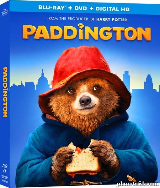 Приключения Паддингтона / Paddington (2014/BDRip/HDRip)