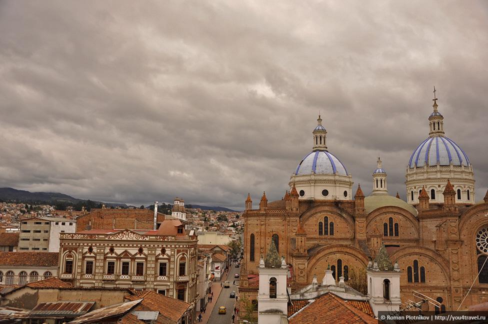 0 156751 ff2caa8f orig Куэнка – город вечной весны в Эквадоре