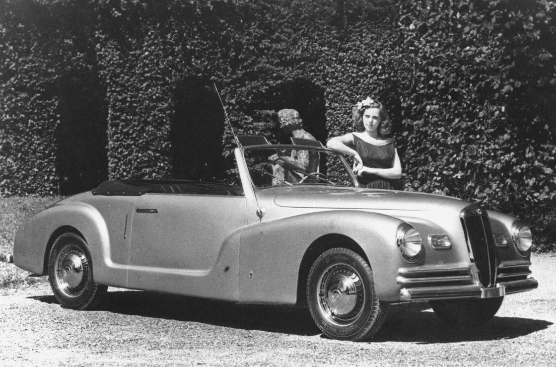 Lincoln Zephyr Continental Cabriolet (1940)