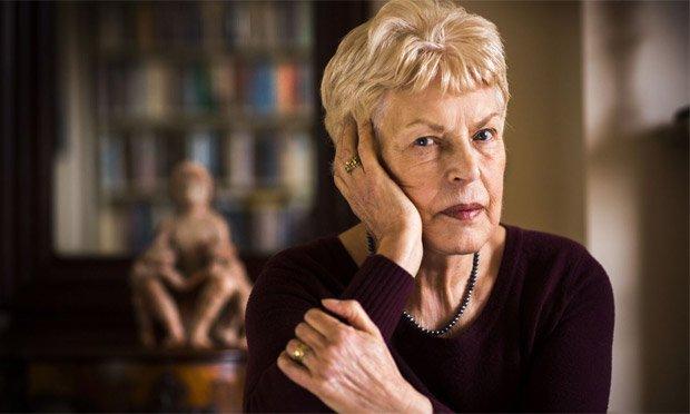 Умерла британская писательница Рут Ренделл