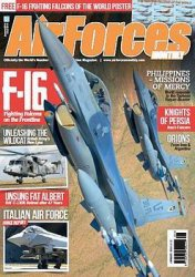 Журнал Airforces Monthly 2014-01