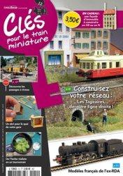 Журнал Cles Pour Le Train Miniature 2014-03/04