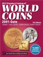 Книга 2013 Standard catalog of world coins 2001 - Date (7th edition) pdf 162Мб
