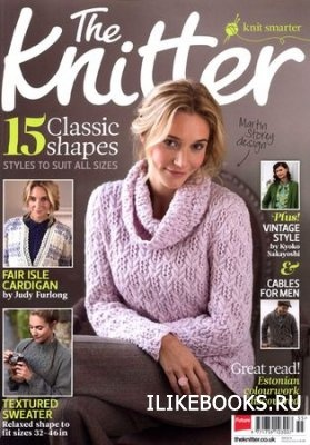 Журнал The Knitter  № 55 2013