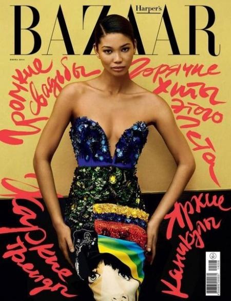 Книга Журнал: Harper's Bazaar №6 (июнь 2014)