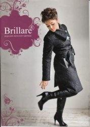 Журнал Каталог верхней одежды. Brillare 2010-2011
