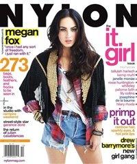 Журнал Журнал Nylon №10 (октябрь 2009) / US