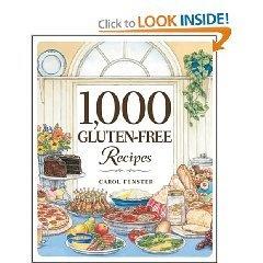 Книга 1,000 Gluten Free Recipes