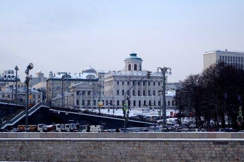 Дом Пашкова на Ваганьковском холме