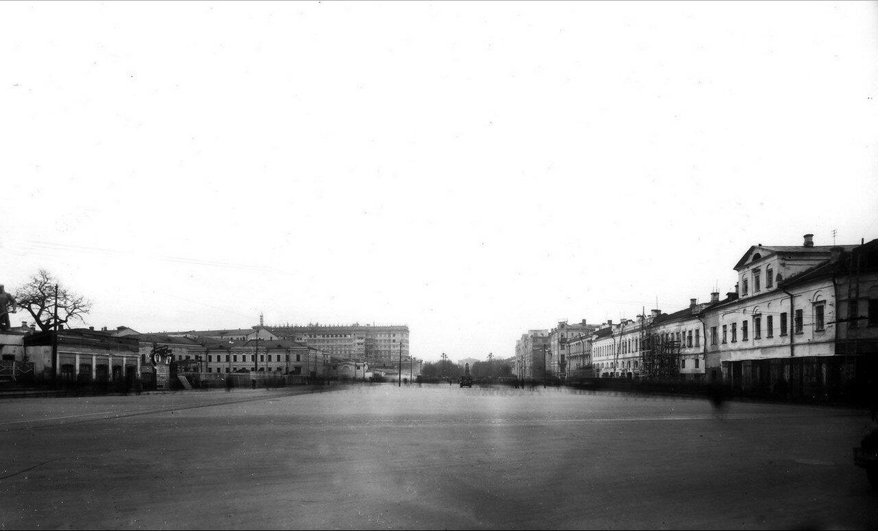 1930-е. Арбатская площадь