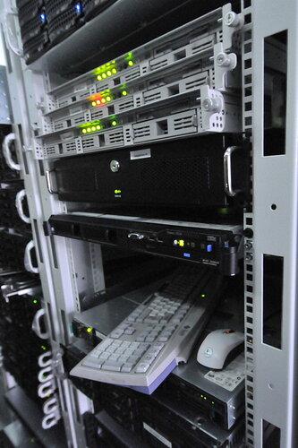 Мегатроновские сервера