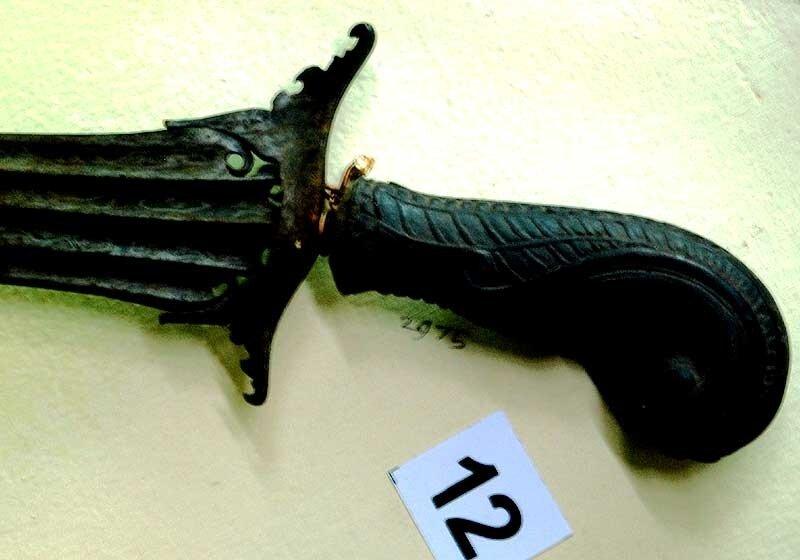 Крисы из Музея Бали (Денпасар)
