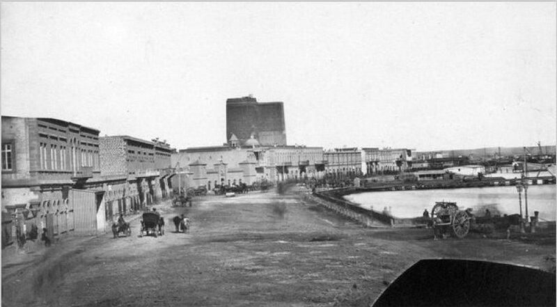 Бульвар Александра Второго