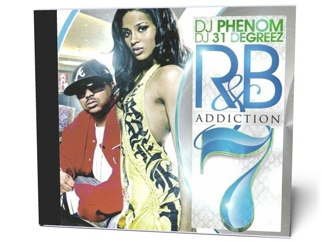DJ Phenom & DJ 31 Degreez - R&B Addiction 7 (2009)