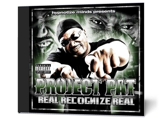 Project Pat - Real Recognize Real (2009)