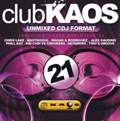 Club Kaos 21 (Unmixed Cdj Format) (2009)