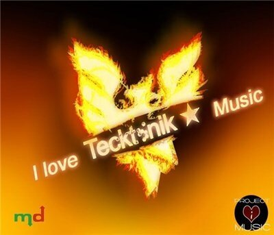 I LoVe Tecktonik MuSiC (Top 30 of January) (2009)