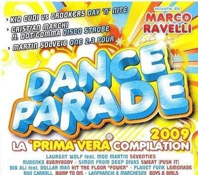 Dance Parade La Prima Vera Compilation 2009