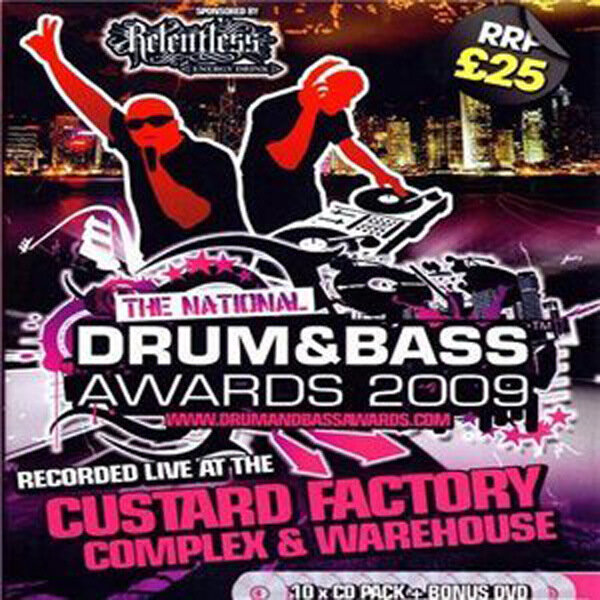 The National Drum & Bass Awards 2009
