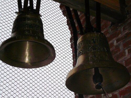 Колокола церкви Знамения