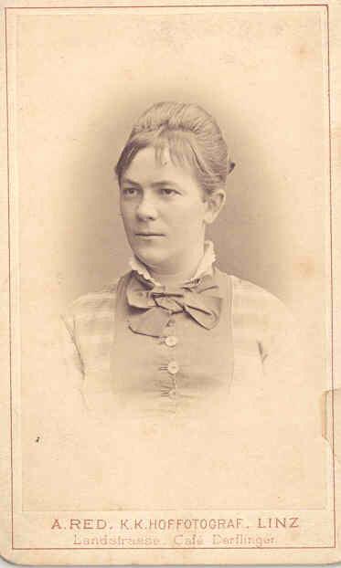 Клара Цеткин, 1881
