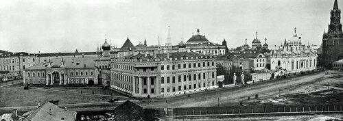 Панорама из Кремля. Вид на север