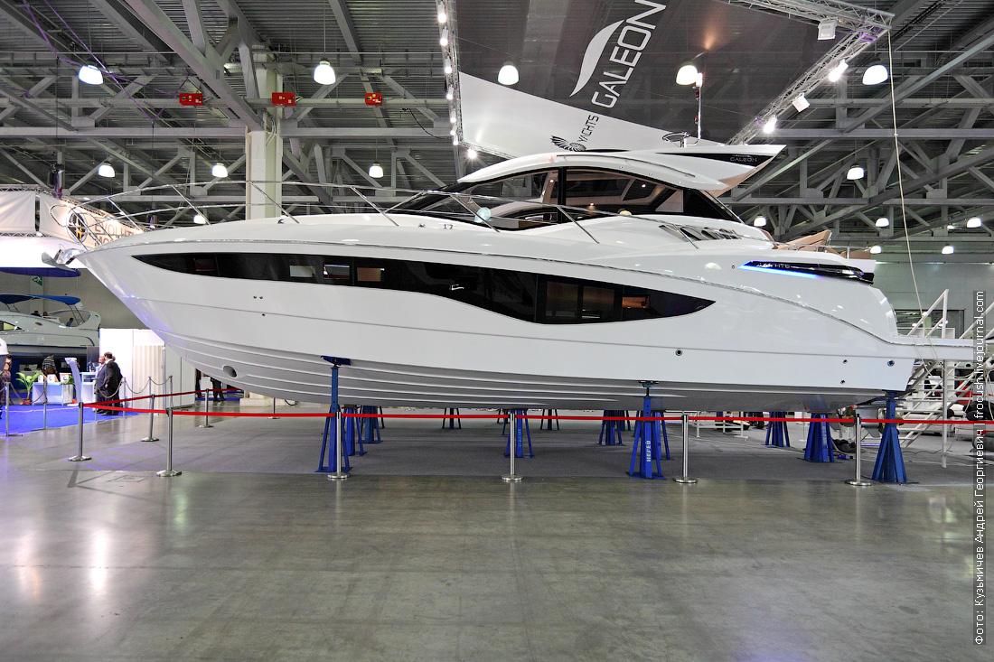 выставка катеров и яхт Galeon 445 Hts