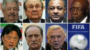 Среди высокопоставленных чиновников ФИФА прошли аресты