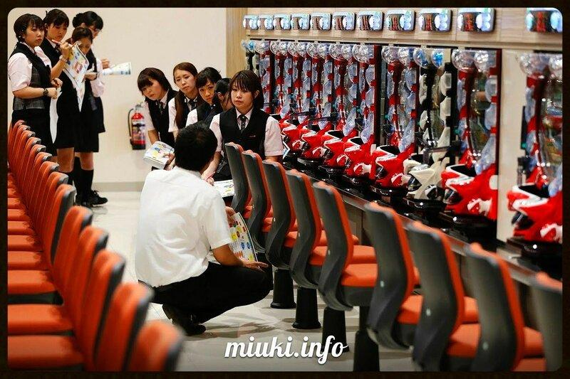 Азартные игры в Японии и в России. Самые популярные развлечения