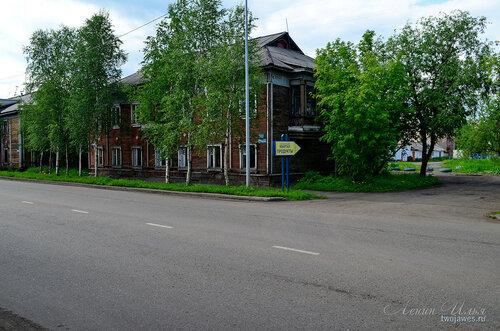 Фото города Инта №7798  Кирова 24 и 22 21.06.2015_14:10