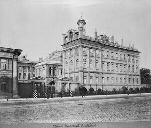 Аничков Дворец. 1890-1899
