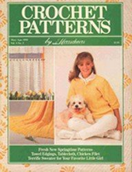 Журнал Crochet Patterns №3-4 1989