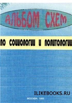 Книга Беляев А.А., Бельский В.Ю. - Альбом схем по социологии и политологии