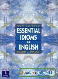 Книга Essential Idioms in English.